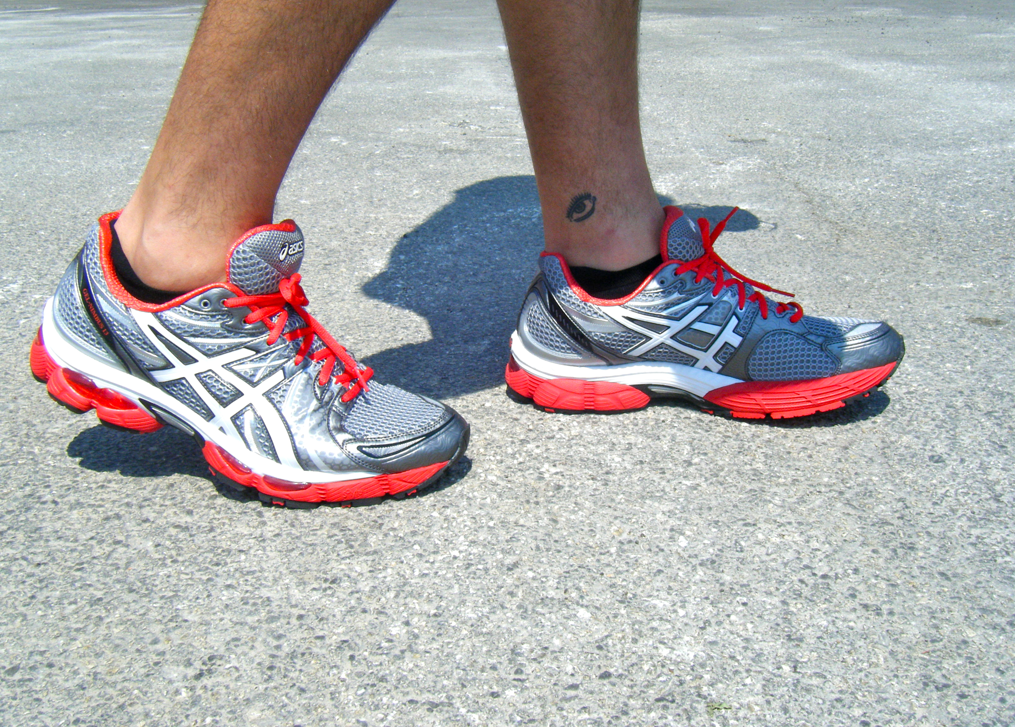 asics gel-nimbus 13 shoes